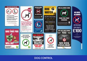 Crime Reduction Signs