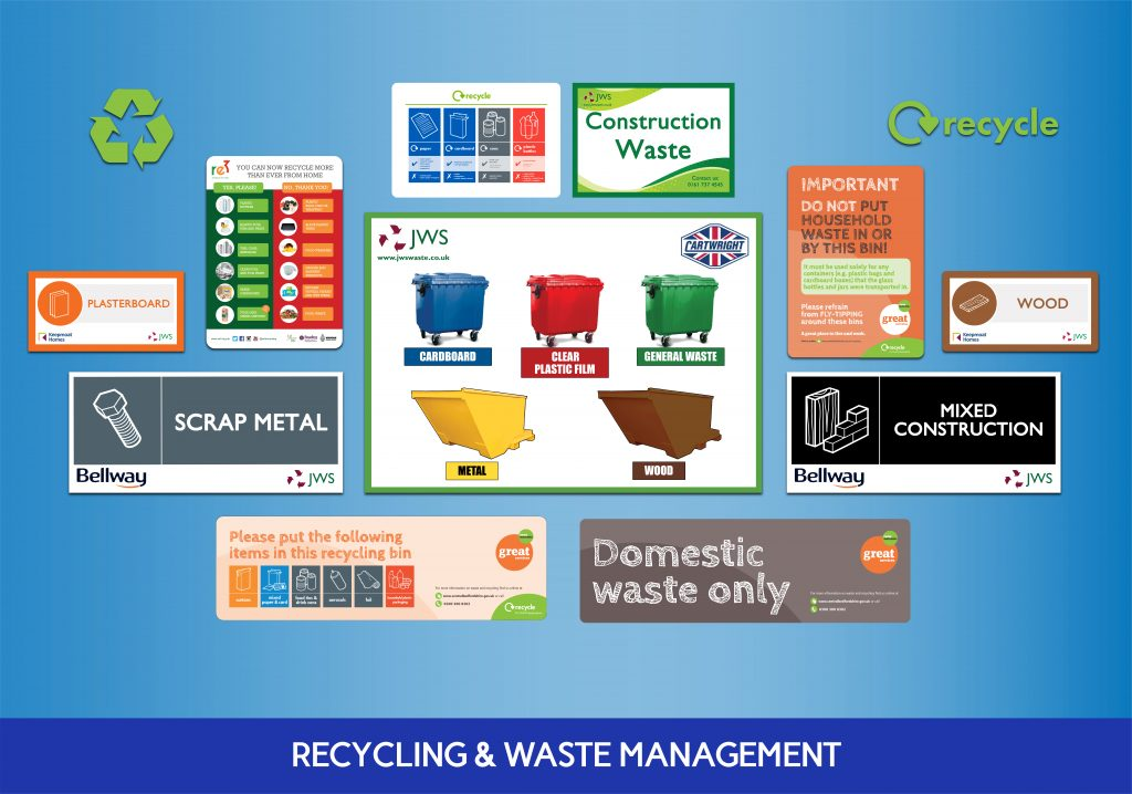 Recycling & Waste