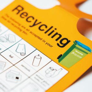 Recycling & Waste Control Signs